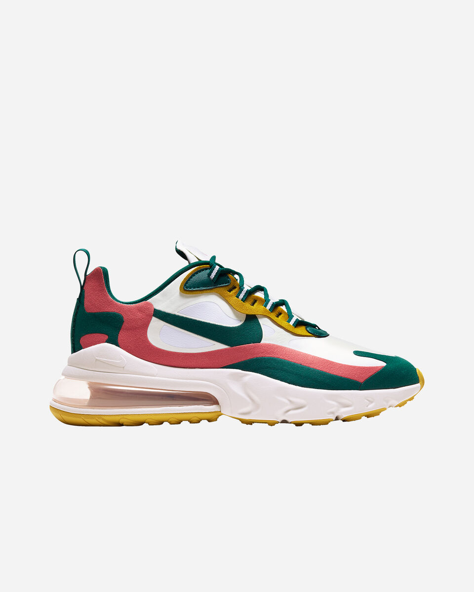 Scarpe sneakers NIKE AIR MAX 270 REACT M S5194744 scatto 0