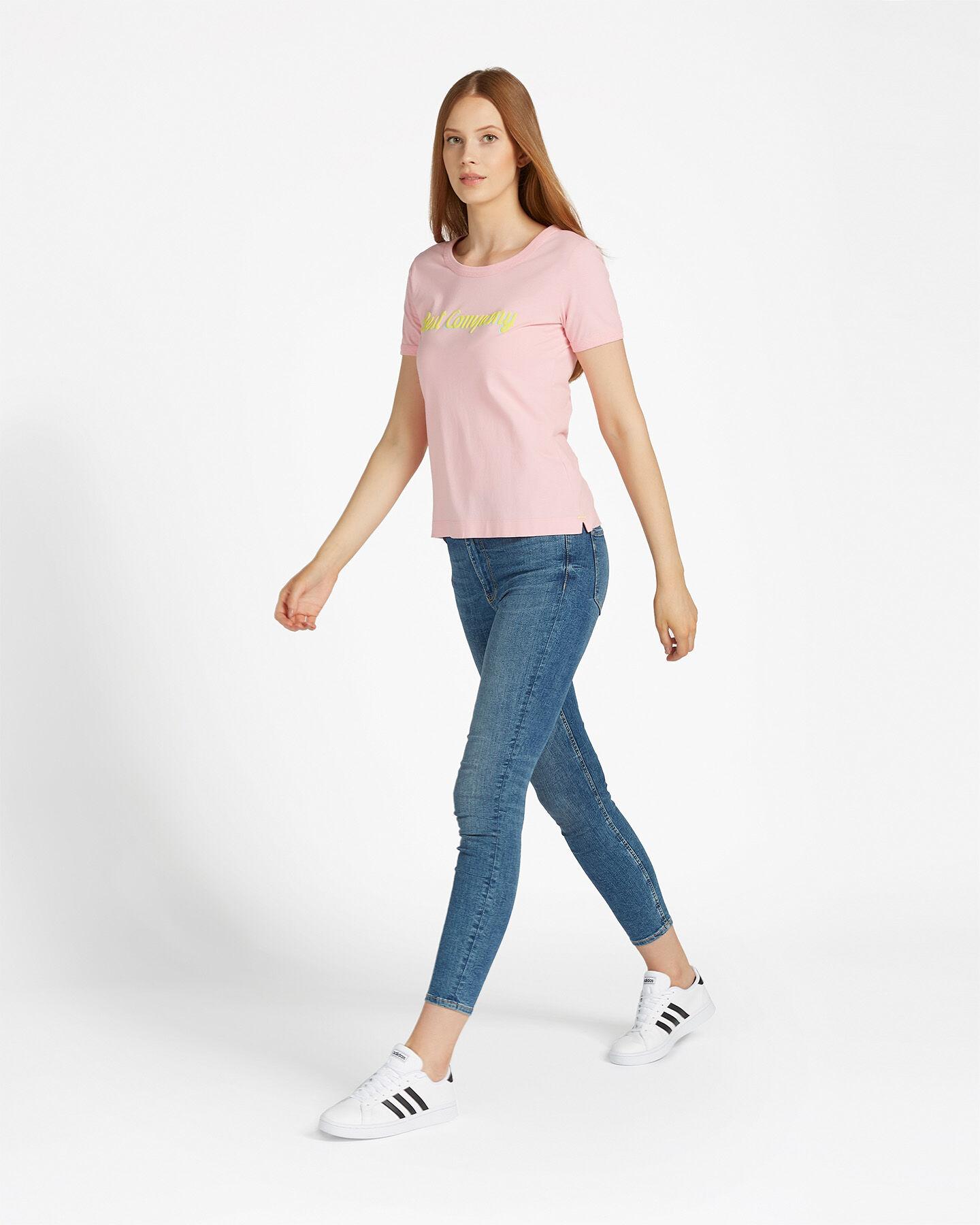 T-Shirt BEST COMPANY LOGO W S4085712 scatto 3