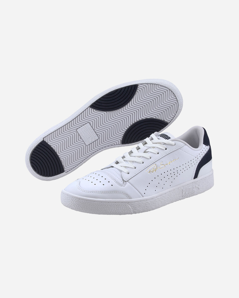 Scarpe sneakers PUMA RALPH SAMPSON LOW BRUSHED M S5234702 scatto 1