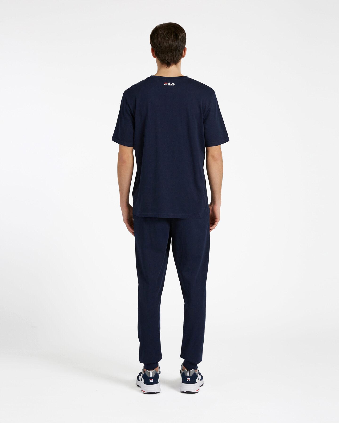 T-Shirt FILA LOGO VINTAGE M S4088402 scatto 2