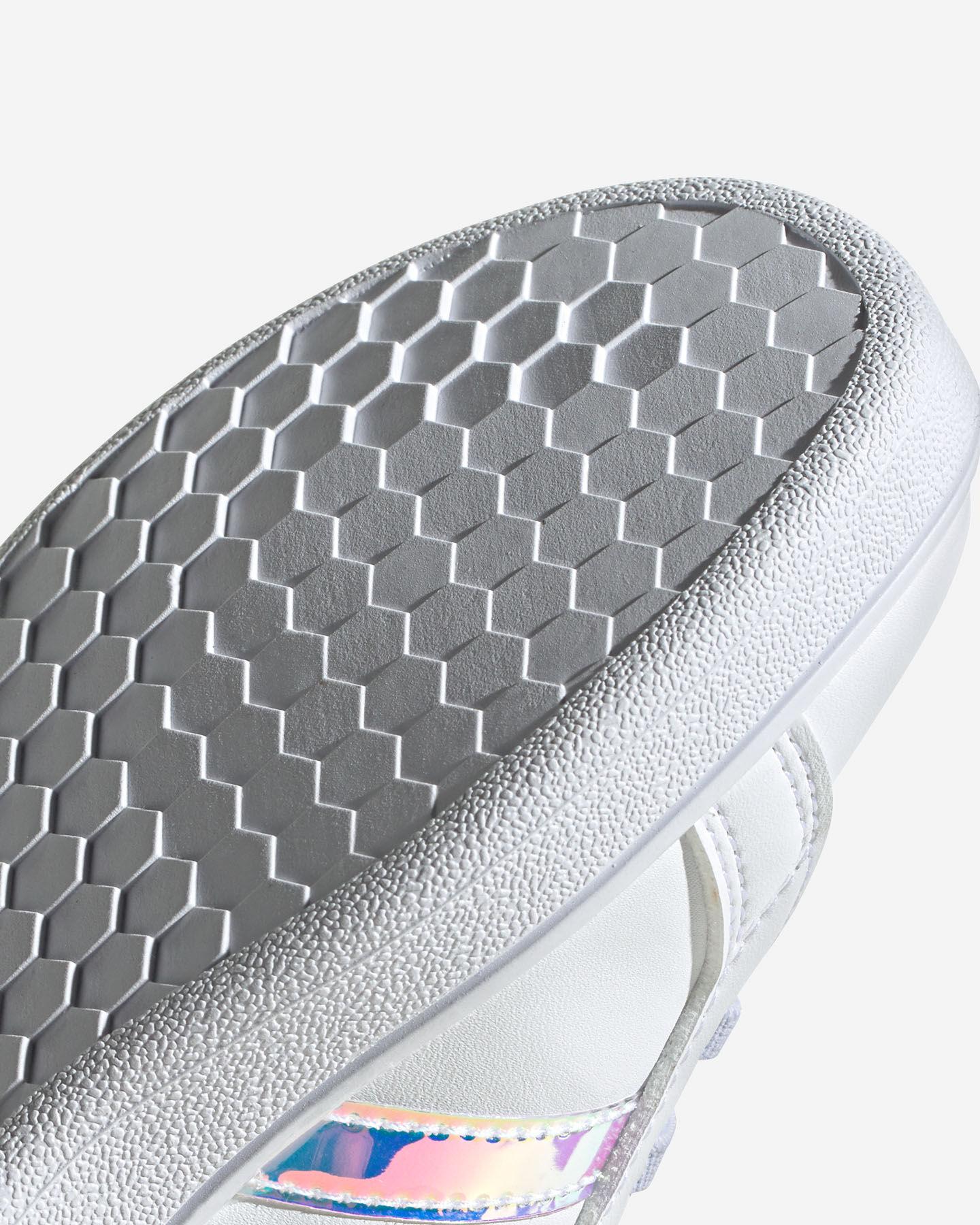Scarpe sportive ADIDAS CORE GRAND COURT JR S5150678 scatto 5