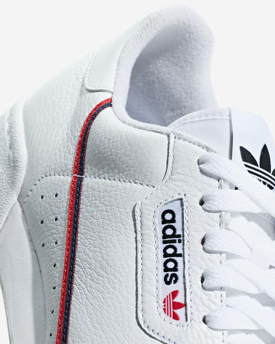Scarpe sneakers ADIDAS CONTINENTAL 80 M S2020797 scatto 5