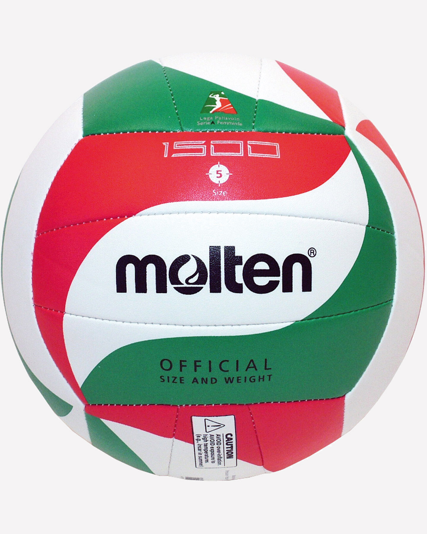 Pallone volley MOLTEN 1500 ULTRA TOUCH MIS.5 S1190807|1|5 scatto 1