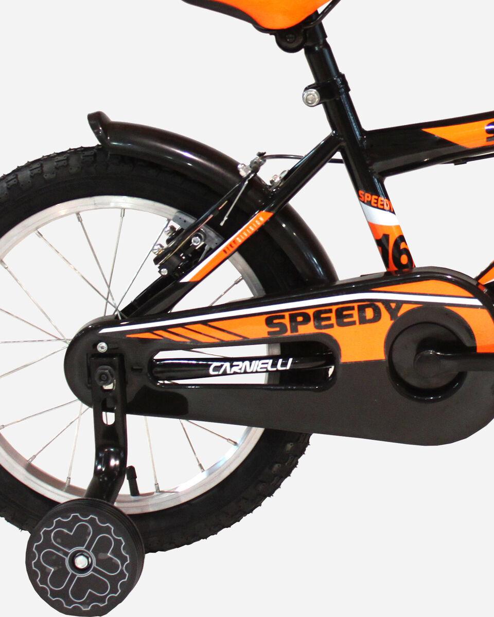 Bici junior CARNIELLI BIKE 16'' SPEEDY JR S4072314|1|UNI scatto 1
