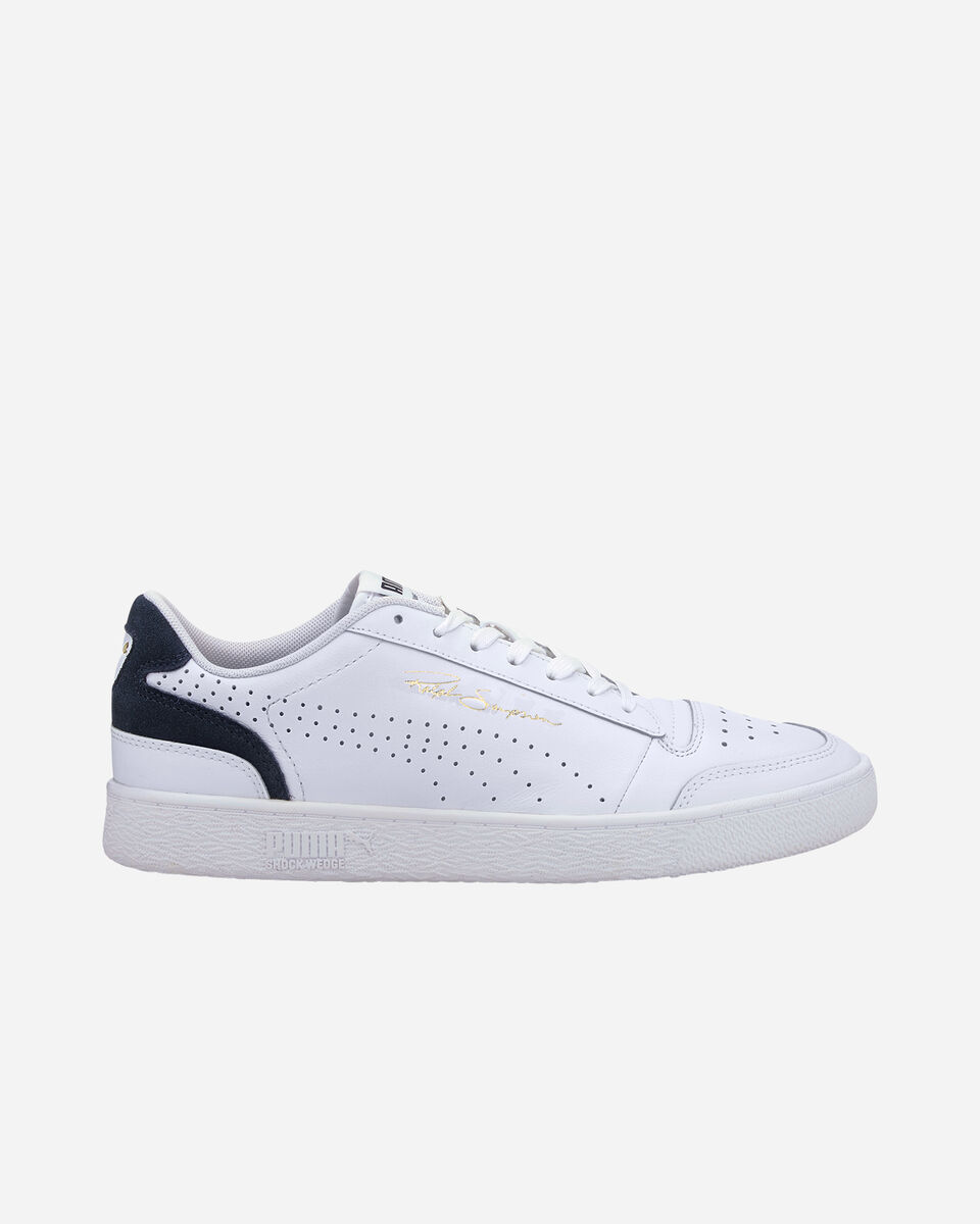 Scarpe sneakers PUMA RALPH SAMPSON LOW BRUSHED M S5234702 scatto 0