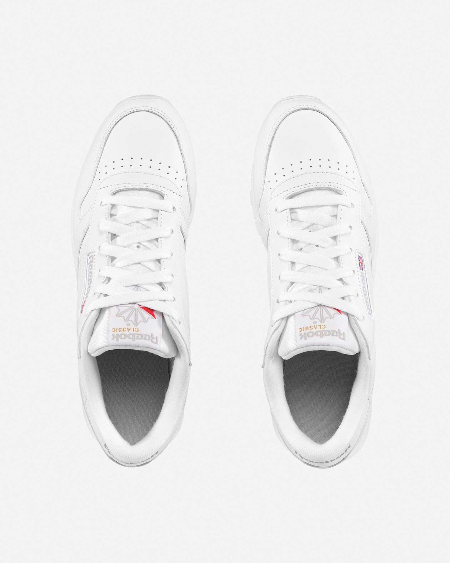 Scarpe sneakers REEBOK CLASSIC LEATHER W S0295672 scatto 3