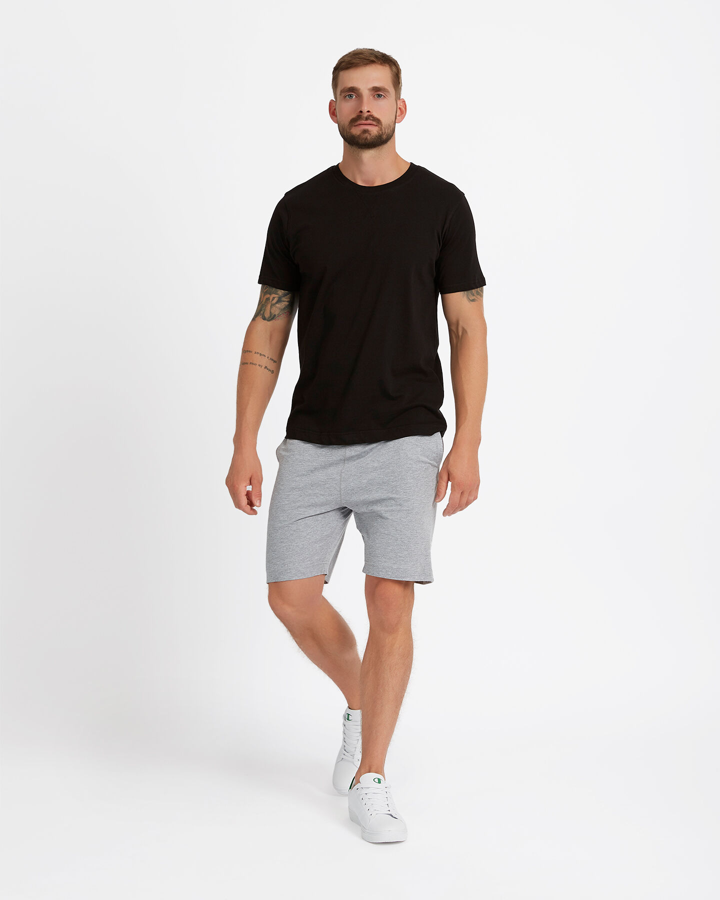 T-Shirt ABC GIROCOLLO M S1298307 scatto 1