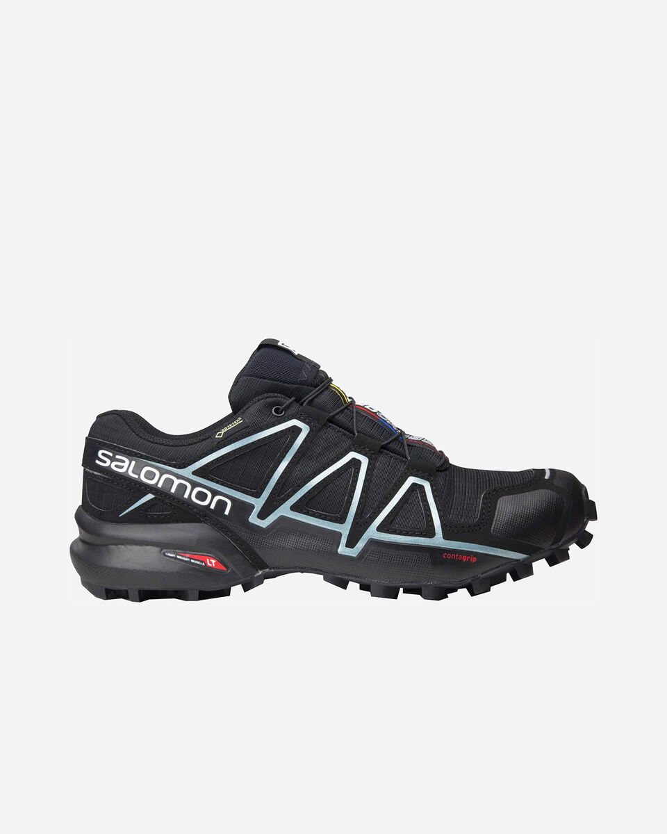 Scarpe trail SALOMON SPEEDCROSS 4 GTX W S5044284 scatto 0