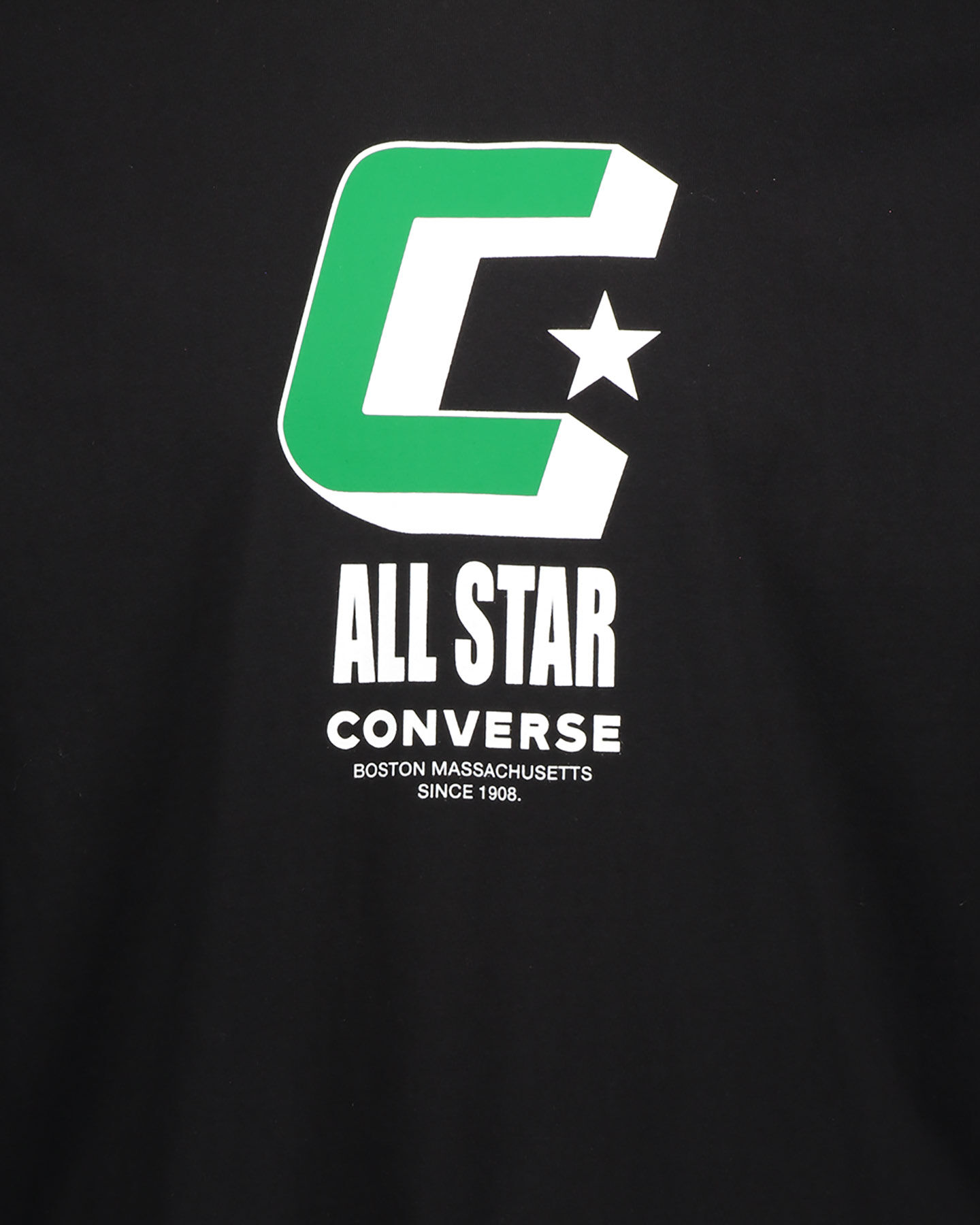 T-Shirt CONVERSE BBALL M S5296105 scatto 2