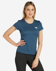 T-SHIRT, POLO E CAMICIE donna THE NORTH FACE REAXION AMPERE W