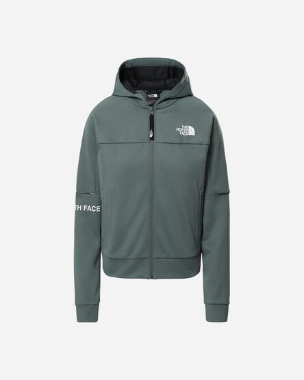 THE NORTH FACE SMALL LOGO FZIP W S5348077-HBS