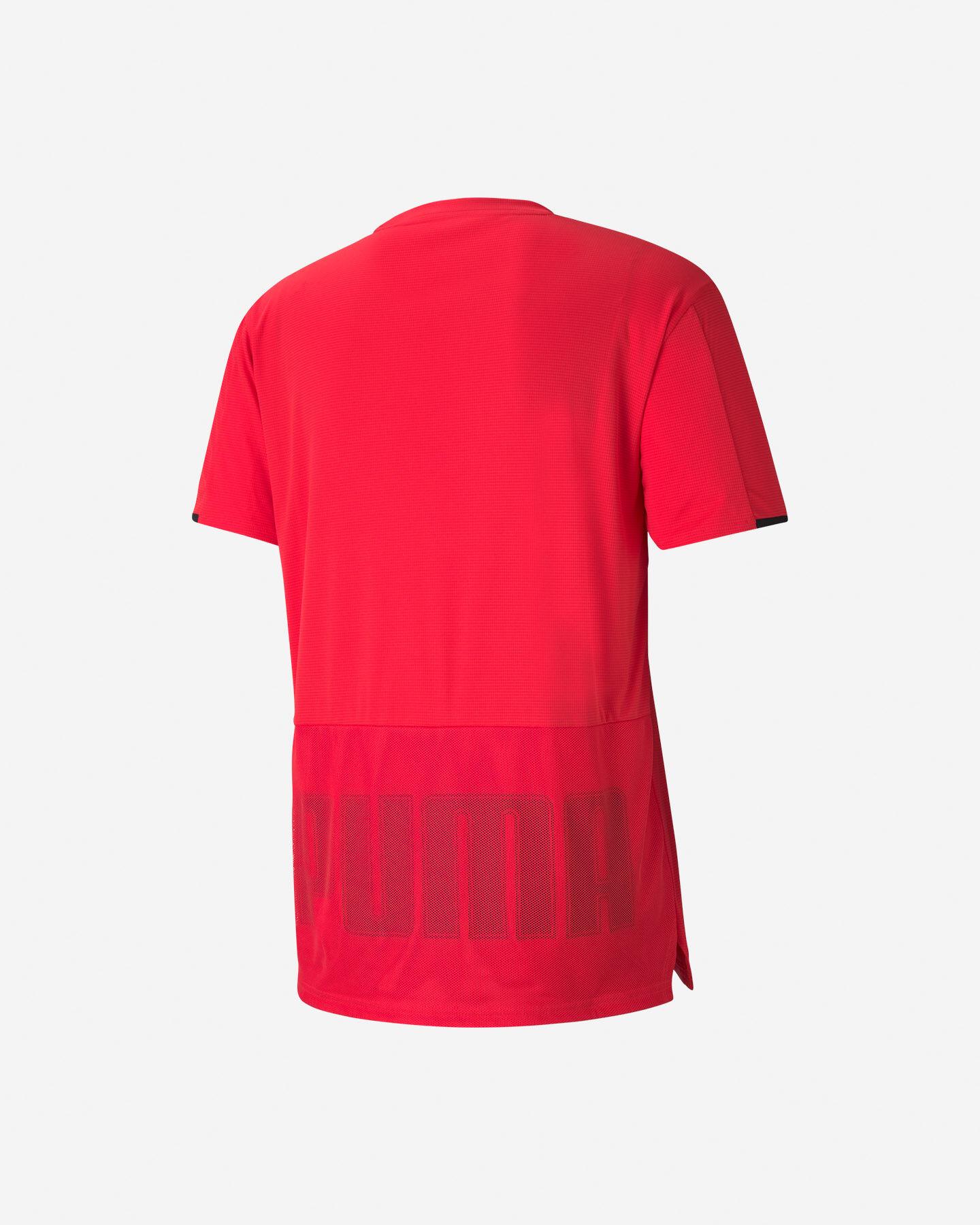 T-Shirt training PUMA TRAIN GRAPHIC SS M S5283676 scatto 1