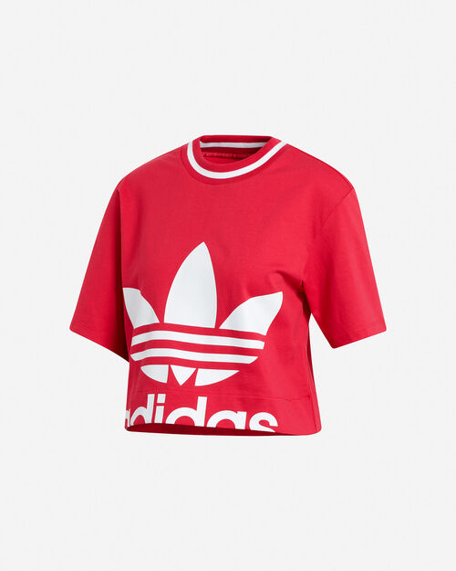 T-Shirt ADIDAS CROPPED W
