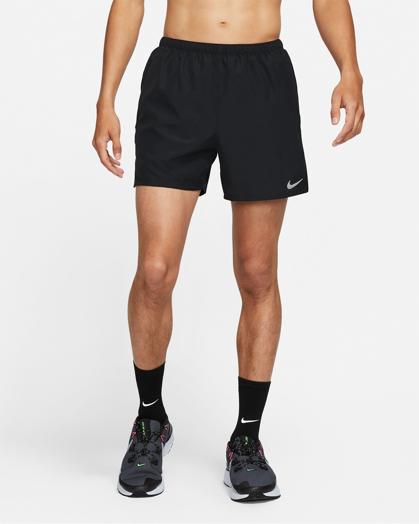 """Short running NIKE DRI-FIT CHALLENGER 5"""" M S5269810 scatto 0"""