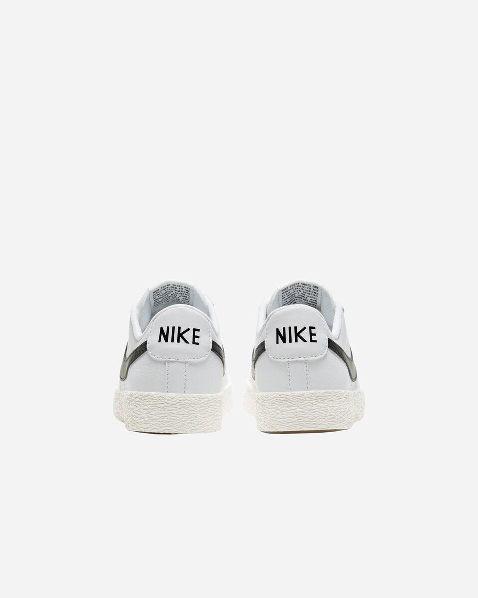 Scarpe sneakers NIKE BLAZER LOW JR GS S5230944 scatto 4