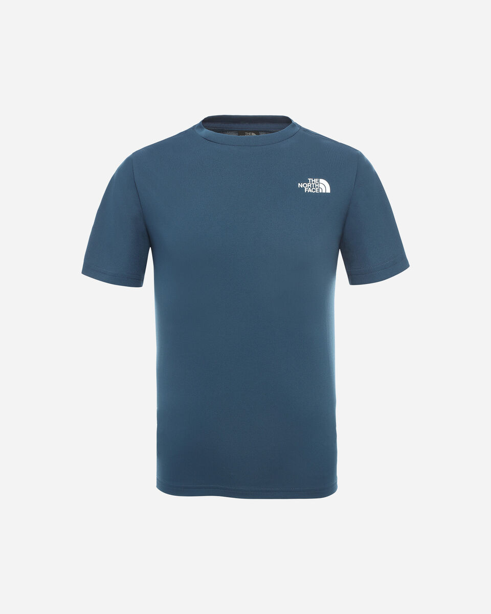 T-Shirt THE NORTH FACE REAXION 2.0 JR S5202373 scatto 0