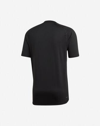 T-Shirt training ADIDAS FREELIFT BADGE OF SPORT GRAPHIC M