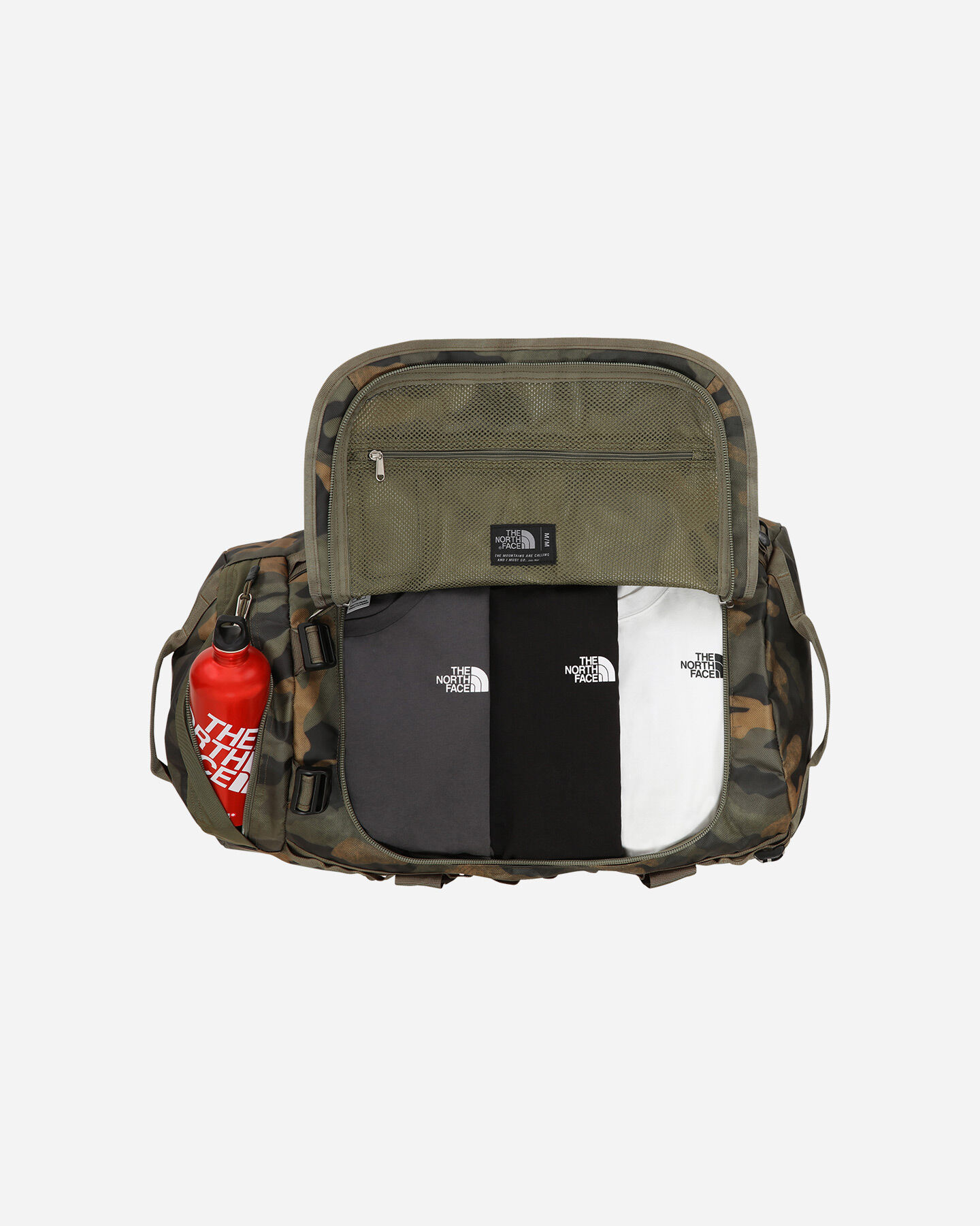 Borsa THE NORTH FACE BASE CAMP DUFFEL M S5086663|G2G|OS scatto 2