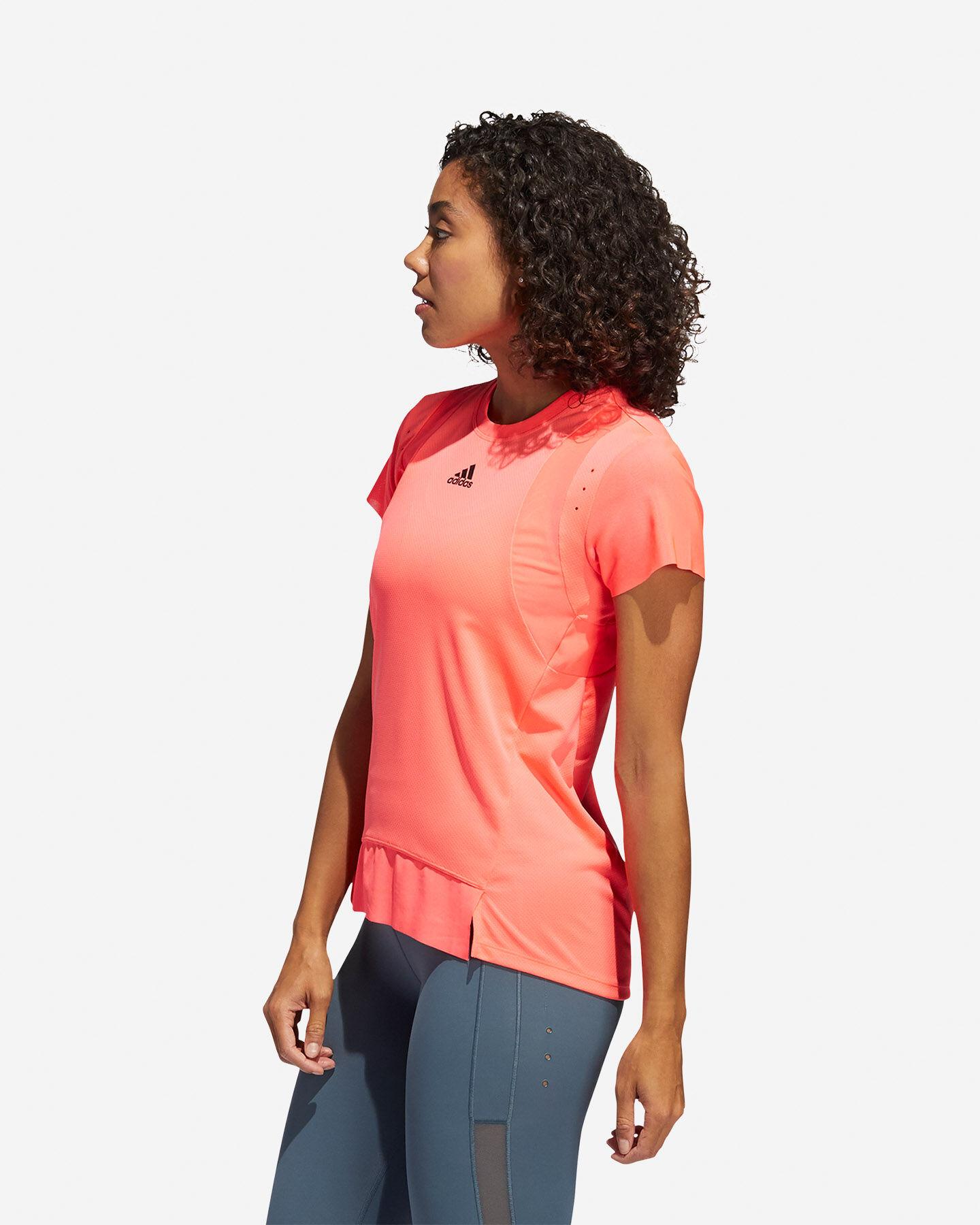 T-Shirt training ADIDAS TRAINING W S5212715 scatto 3