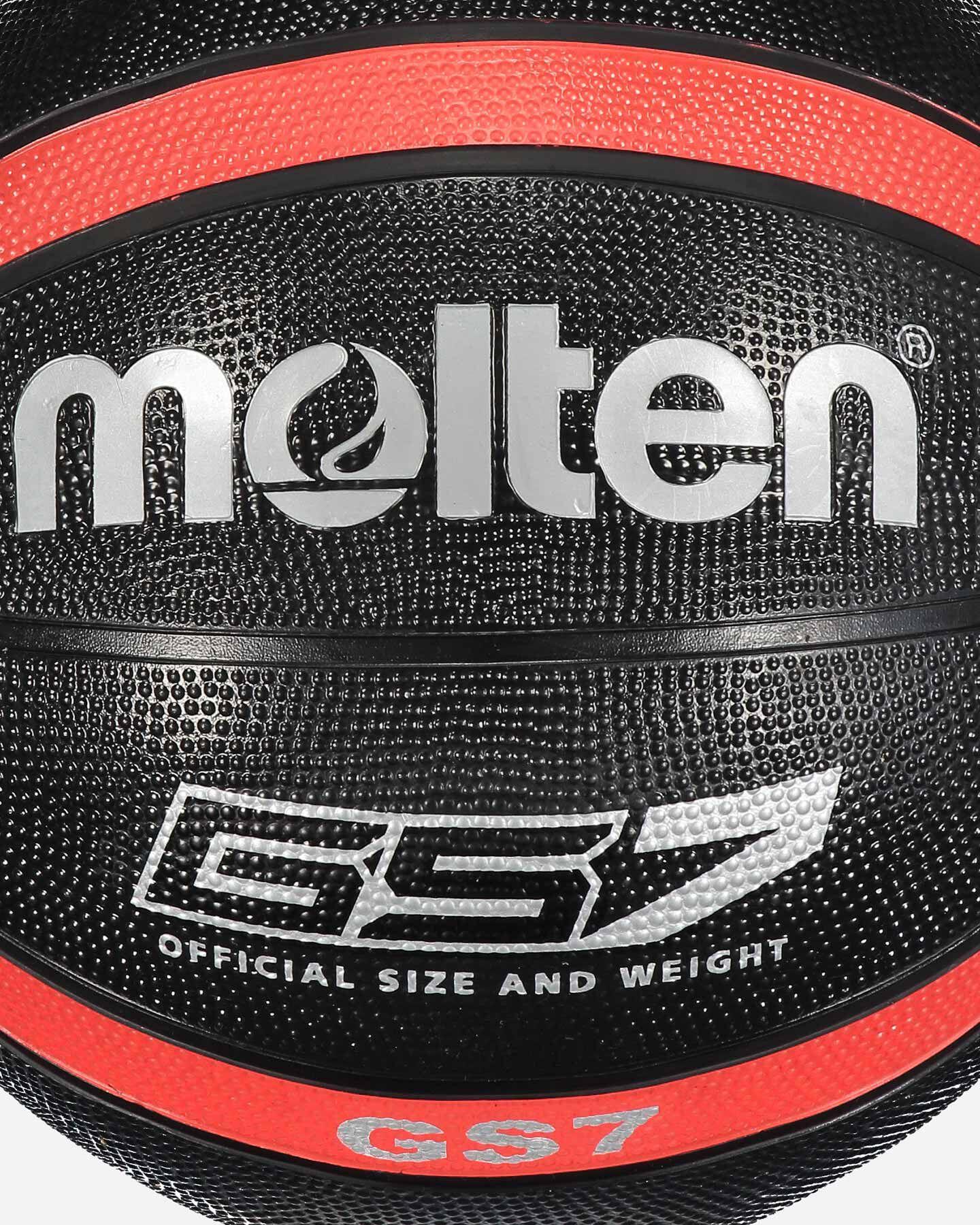 Pallone basket MOLTEN BASKET S4071274|BR|SZ.7 scatto 1
