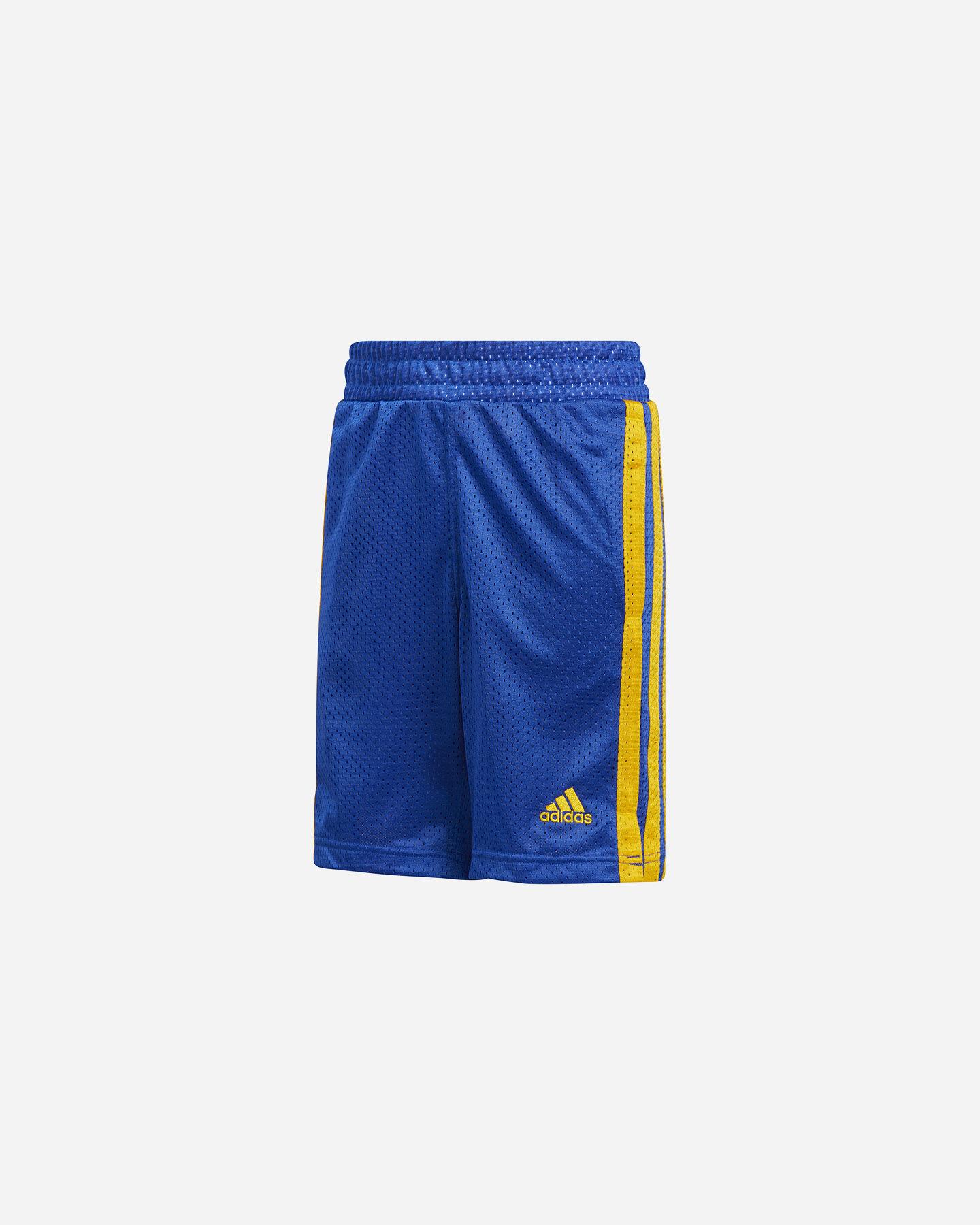 Pantaloncini basket ADIDAS LGD JR S5272031 scatto 0