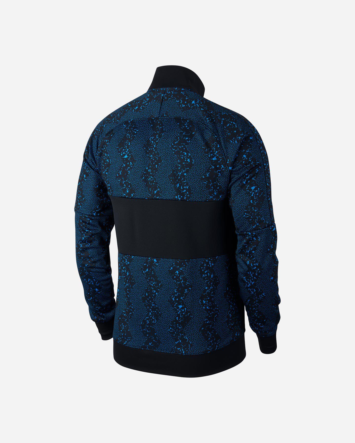 Abbigliamento calcio NIKE INTER I96 ANTHM M S5195703 scatto 1