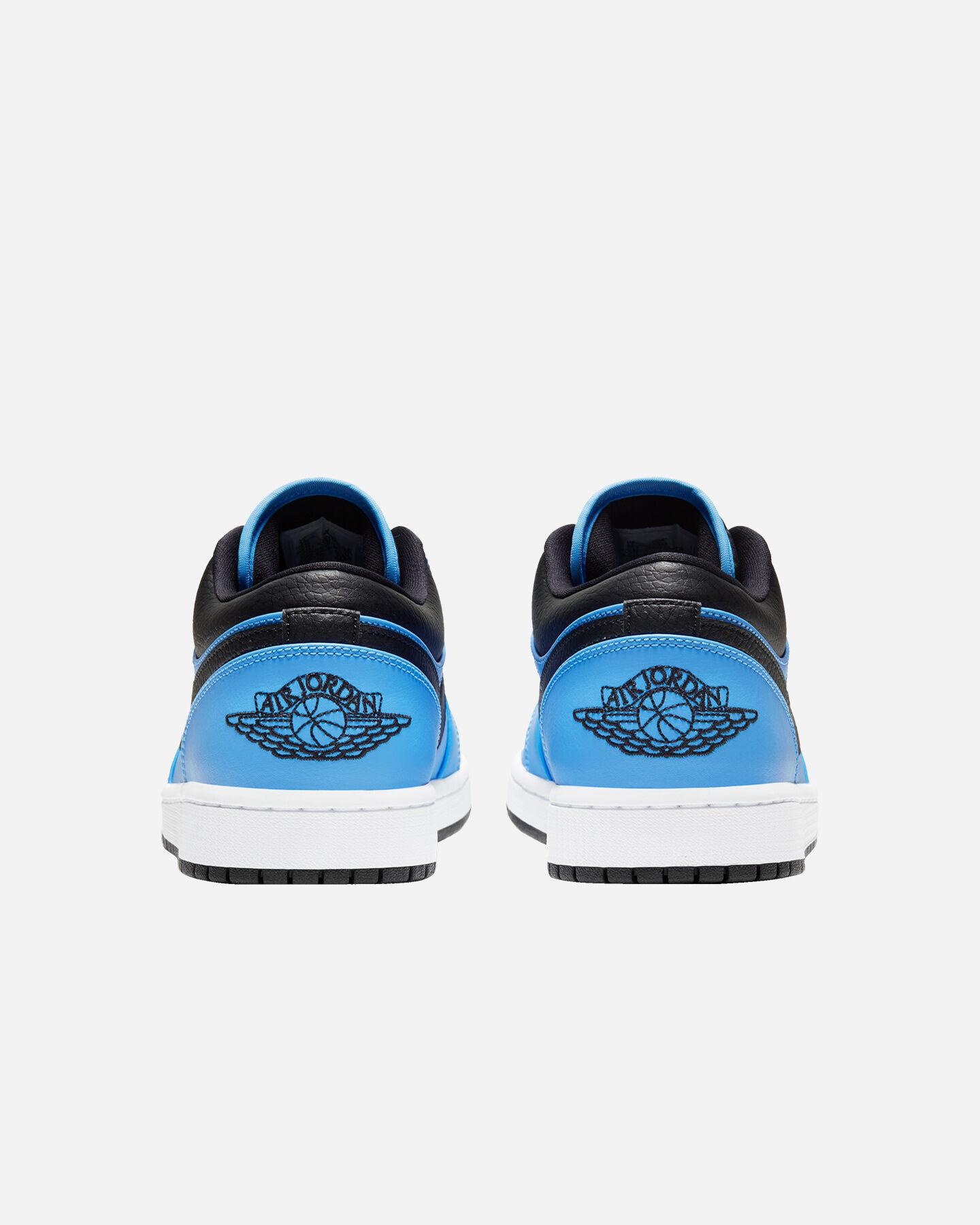 Scarpe sneakers NIKE AIR JORDAN 1 LOW M S5270337 scatto 4