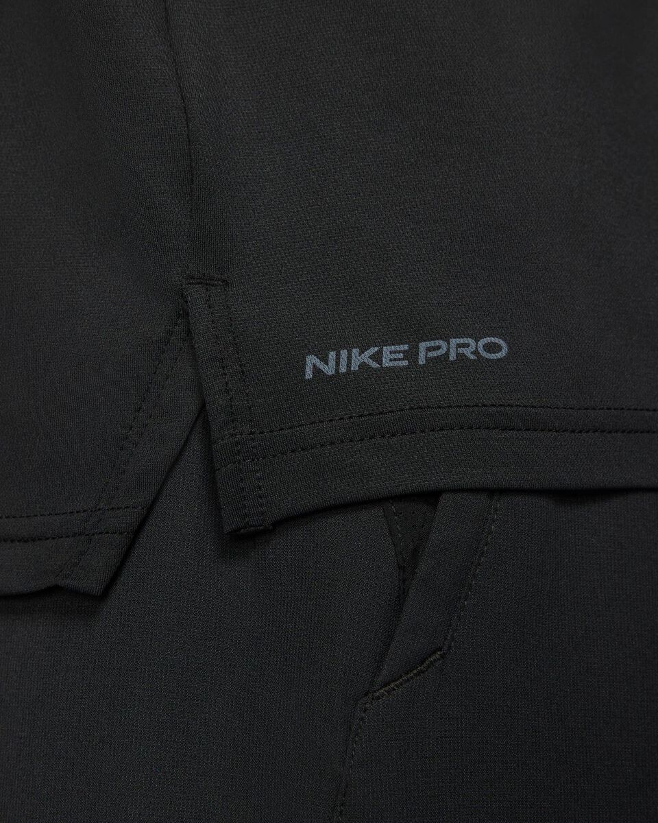T-Shirt training NIKE SS DRY M S5269645 scatto 2