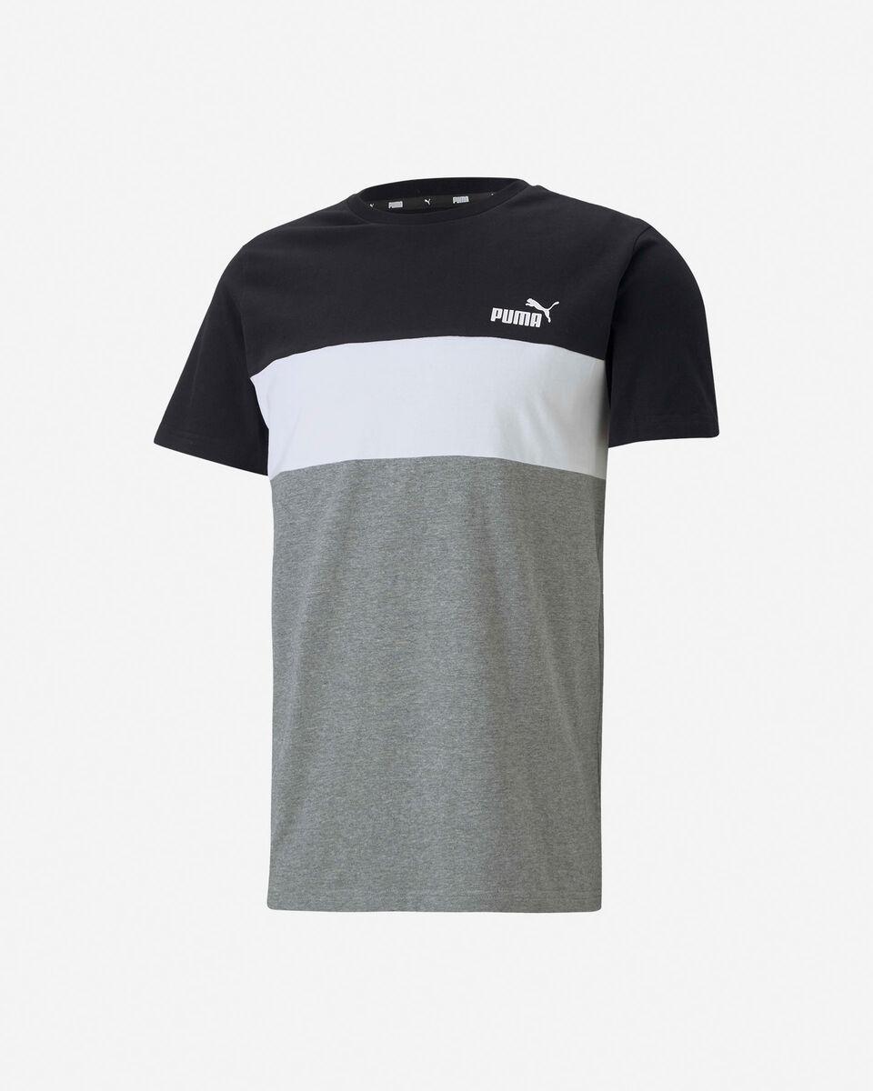 T-Shirt PUMA BLOCK PACK M S5253676 scatto 0