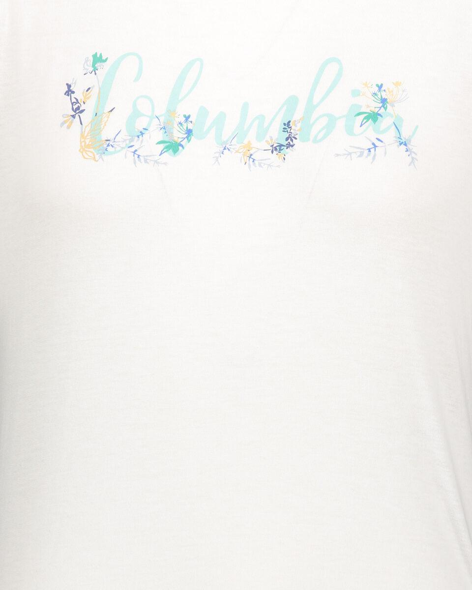 T-Shirt COLUMBIA BLUEBIRD DAY W S5292040 scatto 2