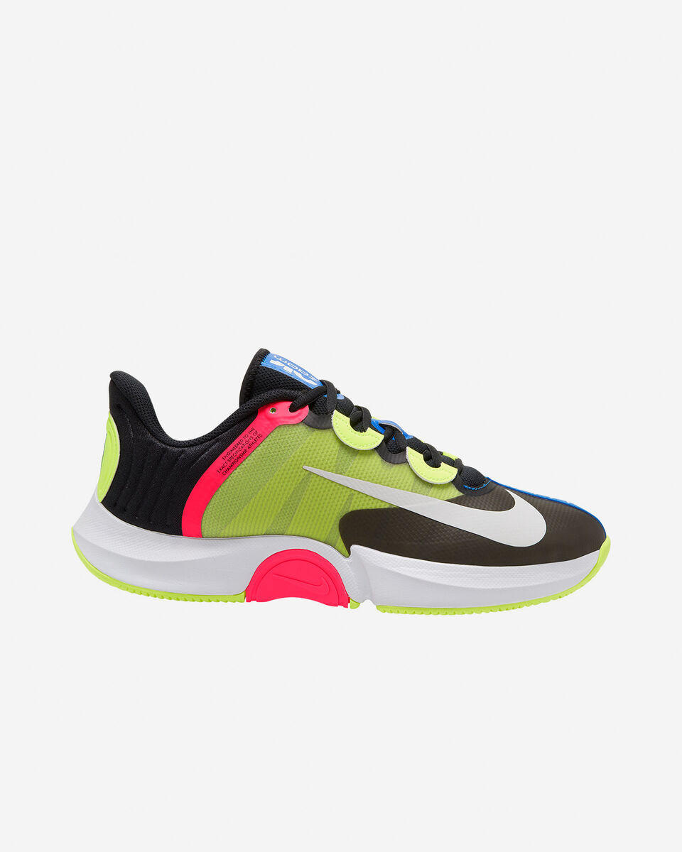 Scarpe tennis NIKE COURT AIR ZOOM GP TURBO M S5247959 scatto 0