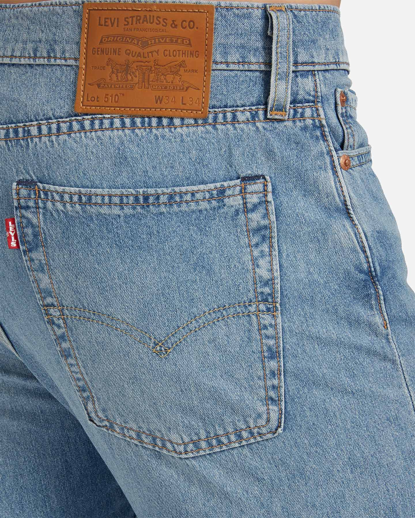Jeans LEVI'S 510 SKINNY M S4076911 scatto 3