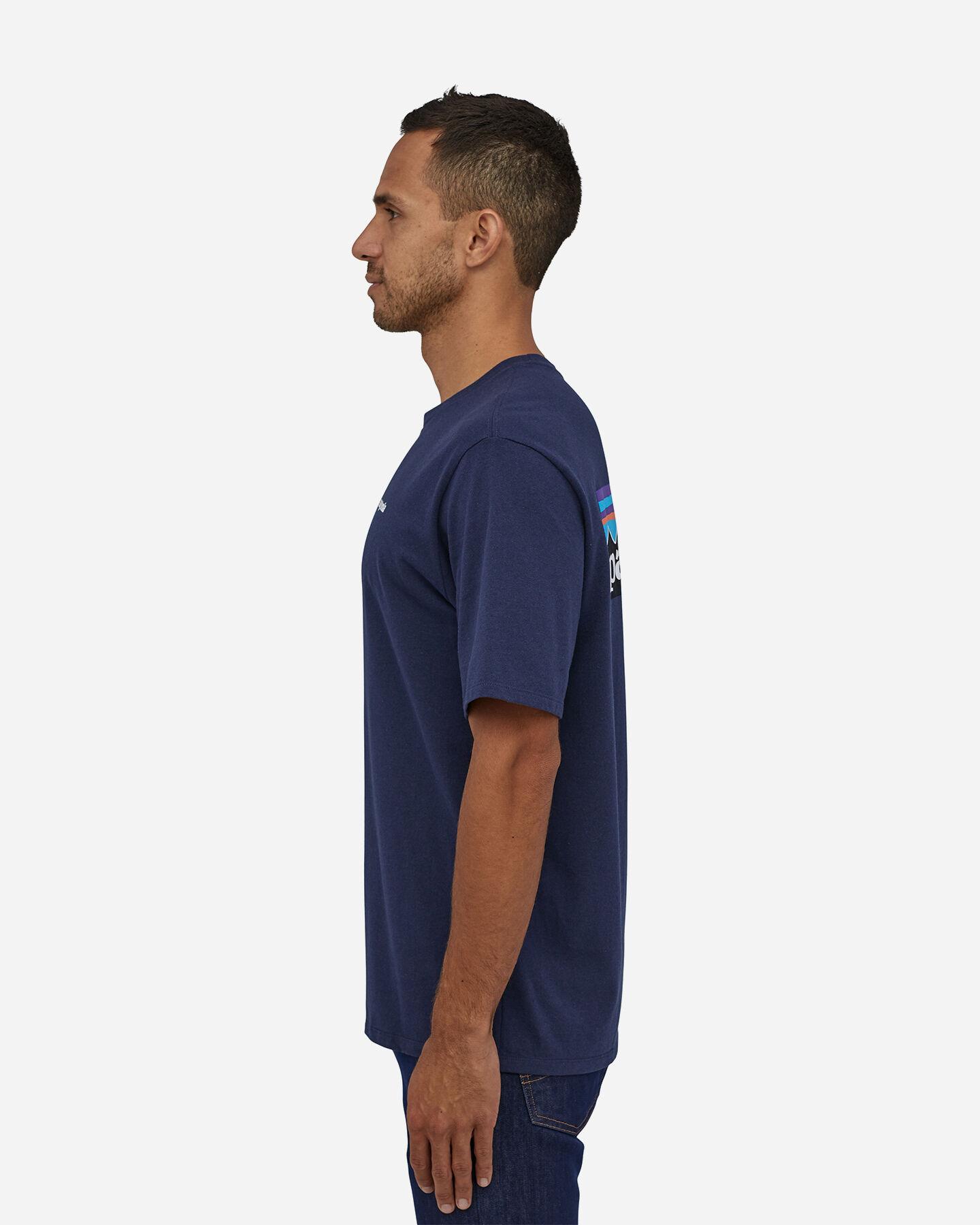 T-Shirt PATAGONIA P-6 LOGO M S4089221 scatto 2