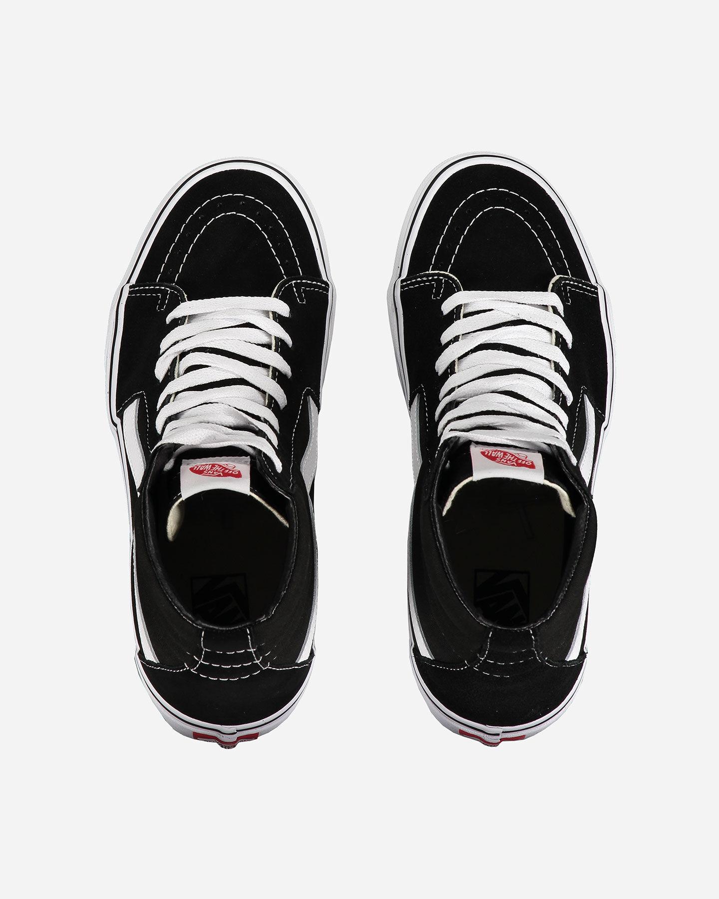 Scarpe sneakers VANS SK8-HI M S1322809 scatto 3