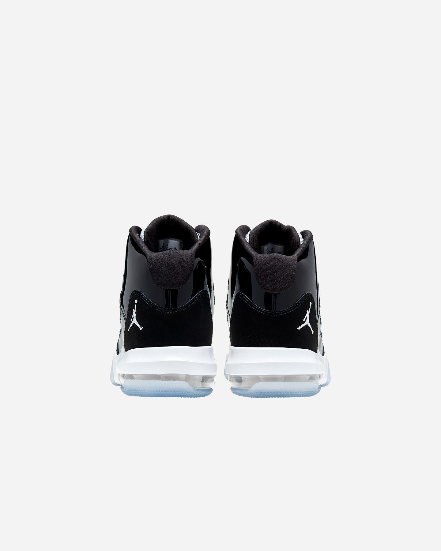 Scarpe sneakers NIKE JORDAN MAX AURA JR GS S5161424 scatto 4