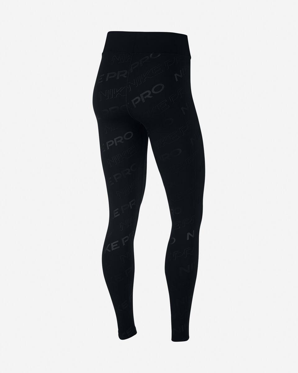 Leggings NIKE PRO W S5164133 scatto 1