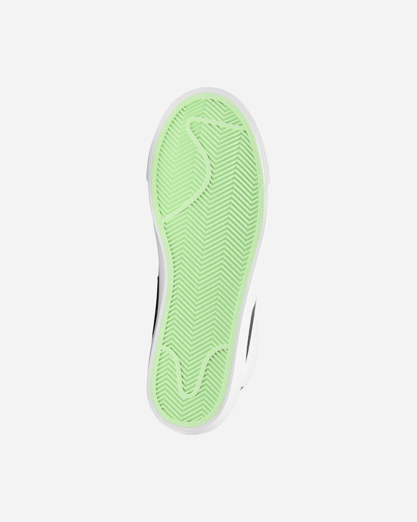 Scarpe sneakers NIKE BLAZER MID '77 SE JR GS S5270466 scatto 2