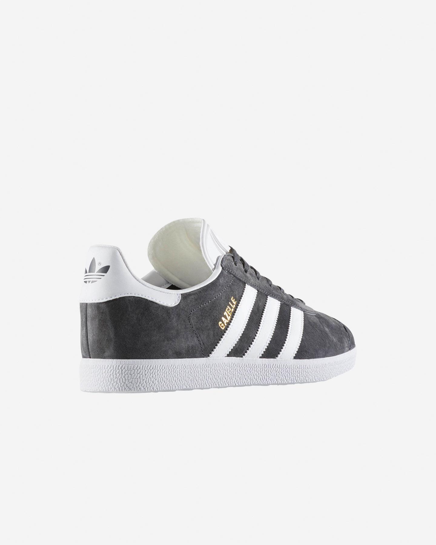 Scarpe sneakers ADIDAS GAZELLE M S4009338 scatto 4
