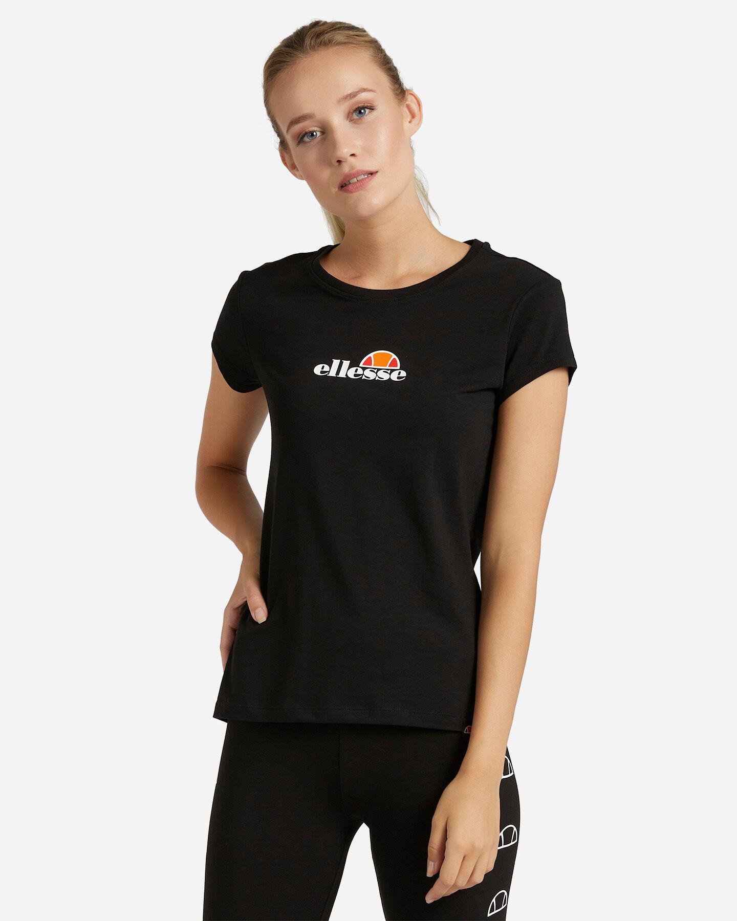 T-Shirt ELLESSE MC LOGO W S4081242|050|XL scatto 0