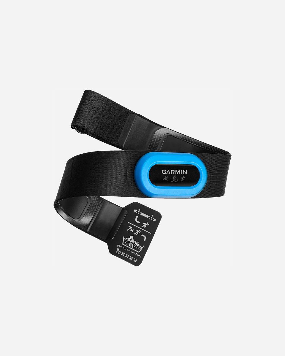 Accessorio orologio GARMIN FASCIA CARDIO HRM TRIATHLON S1314345|1|UNI scatto 0