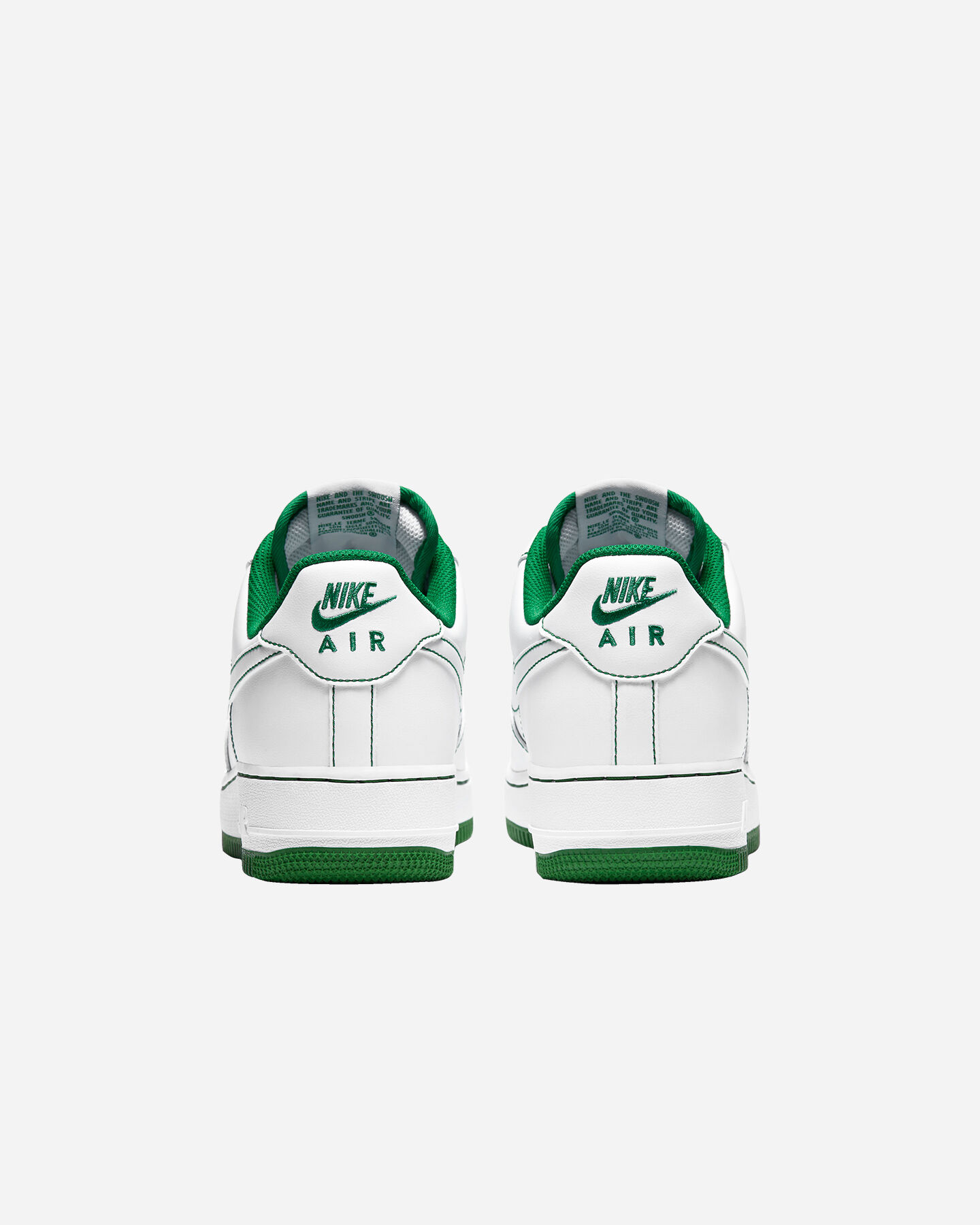 Scarpe sneakers NIKE AIR FORCE 1 '07 M S5270400 scatto 4