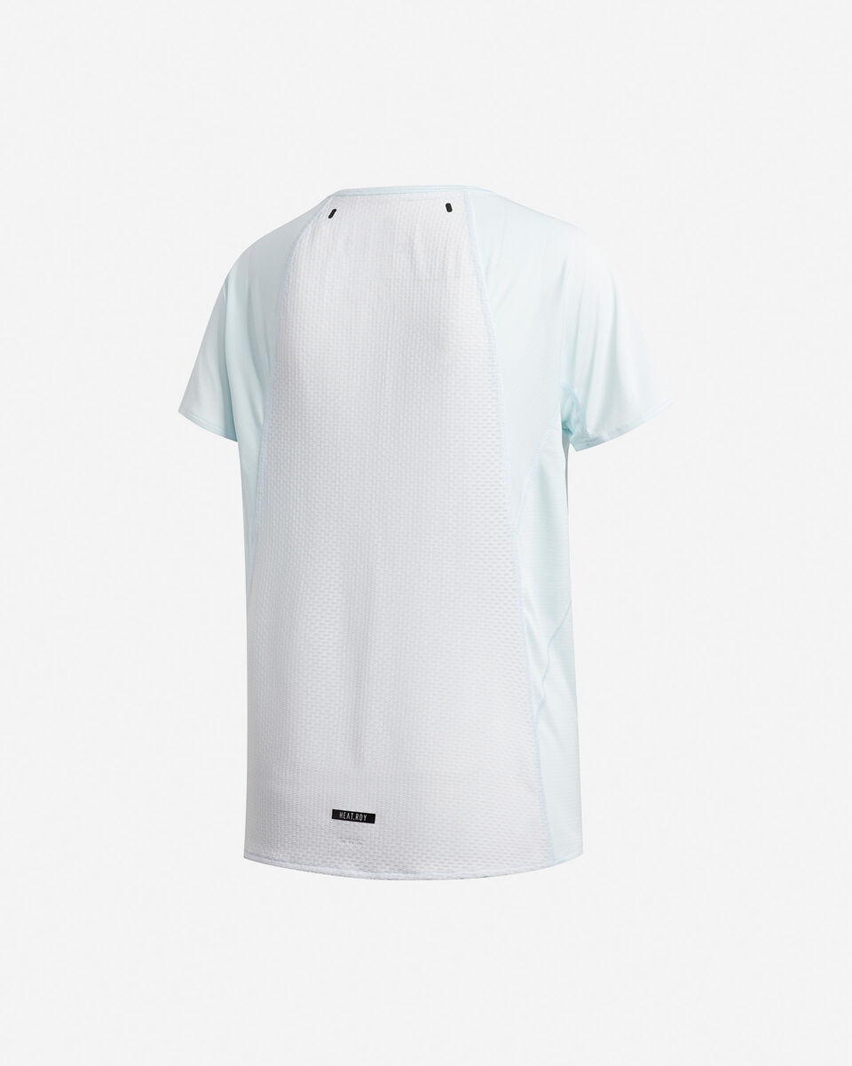 T-Shirt running ADIDAS HEAT.RDY W S5154889 scatto 1