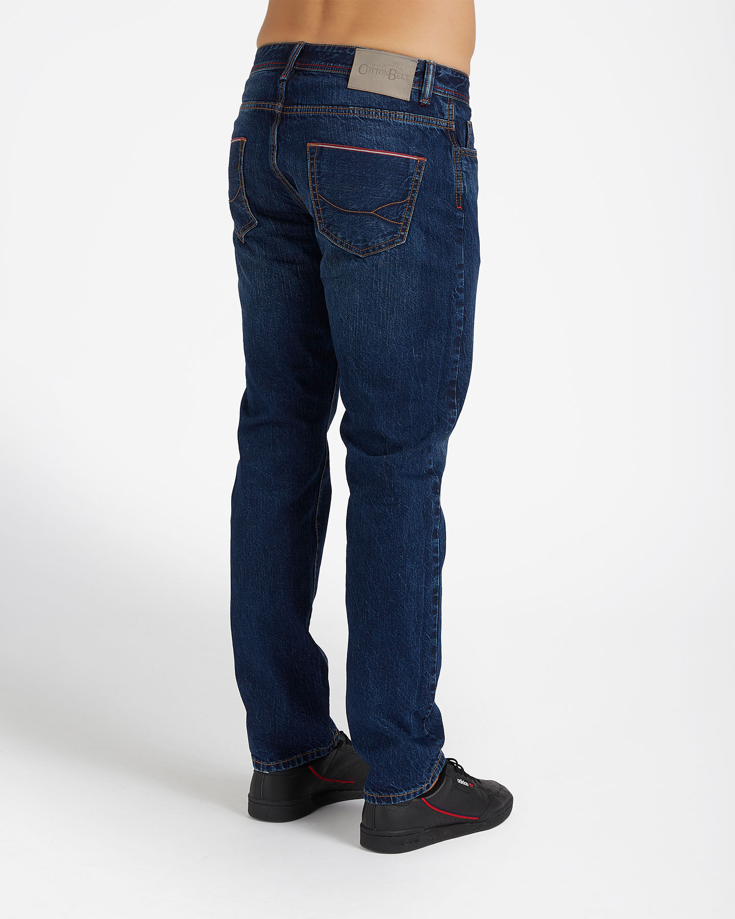 Jeans COTTON BELT 5TS SLIM M S4076649 scatto 1