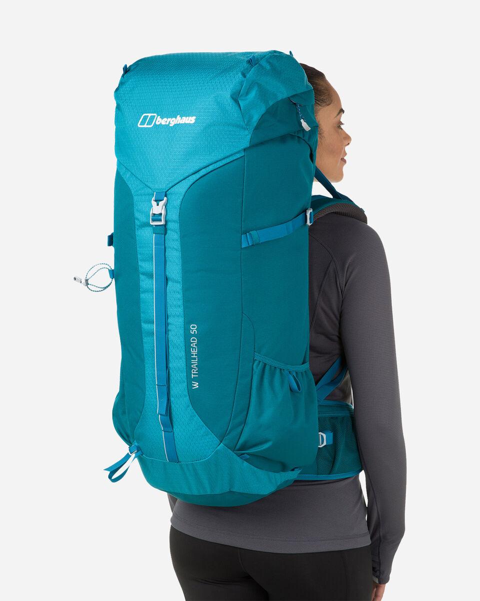Zaino escursionismo BERGHAUS TRAILHEAD 2.0 50 S4065325|CA5|UNI scatto 5