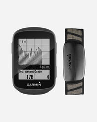GPS unisex GARMIN EDGE 130 BUNDLE HR