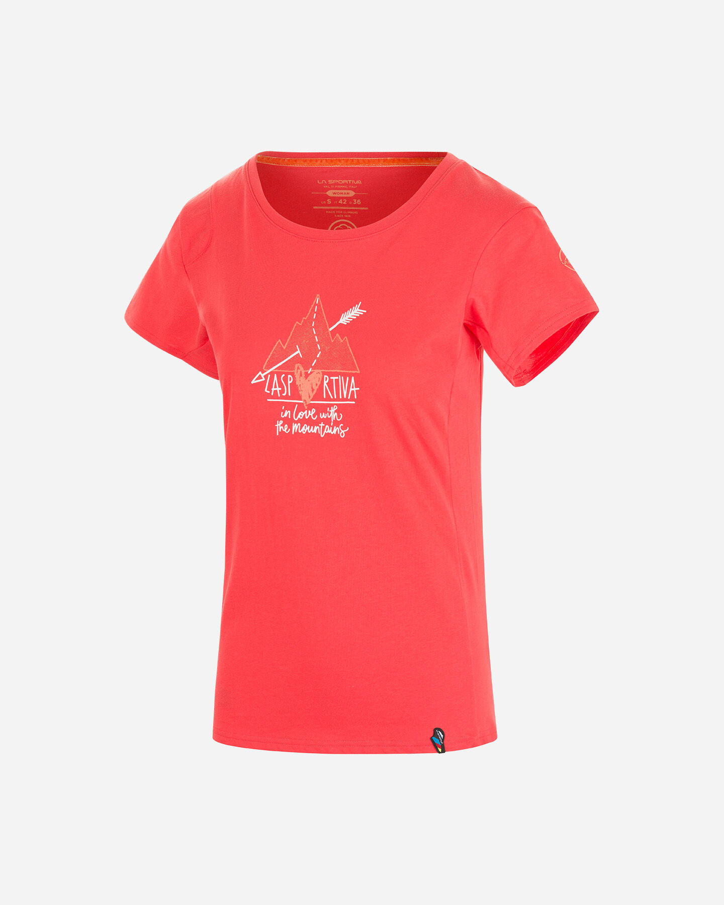T-Shirt LA SPORTIVA ALAKAY W S5198905 scatto 0
