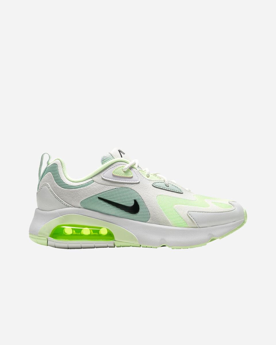 Scarpe sneakers NIKE AIR MAX 200 W S5162240|300|8 scatto 0