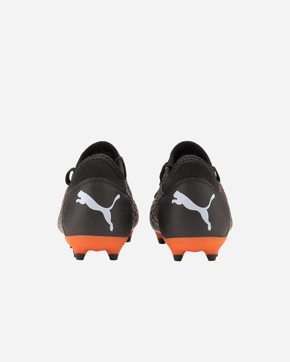 Scarpe calcio PUMA FUTURE 6.4 FG/AG JR S5234090 scatto 4