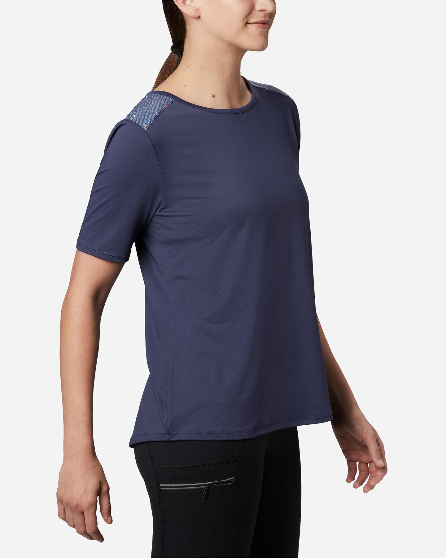 T-Shirt COLUMBIA CHILL RIVER W S5174997 scatto 2