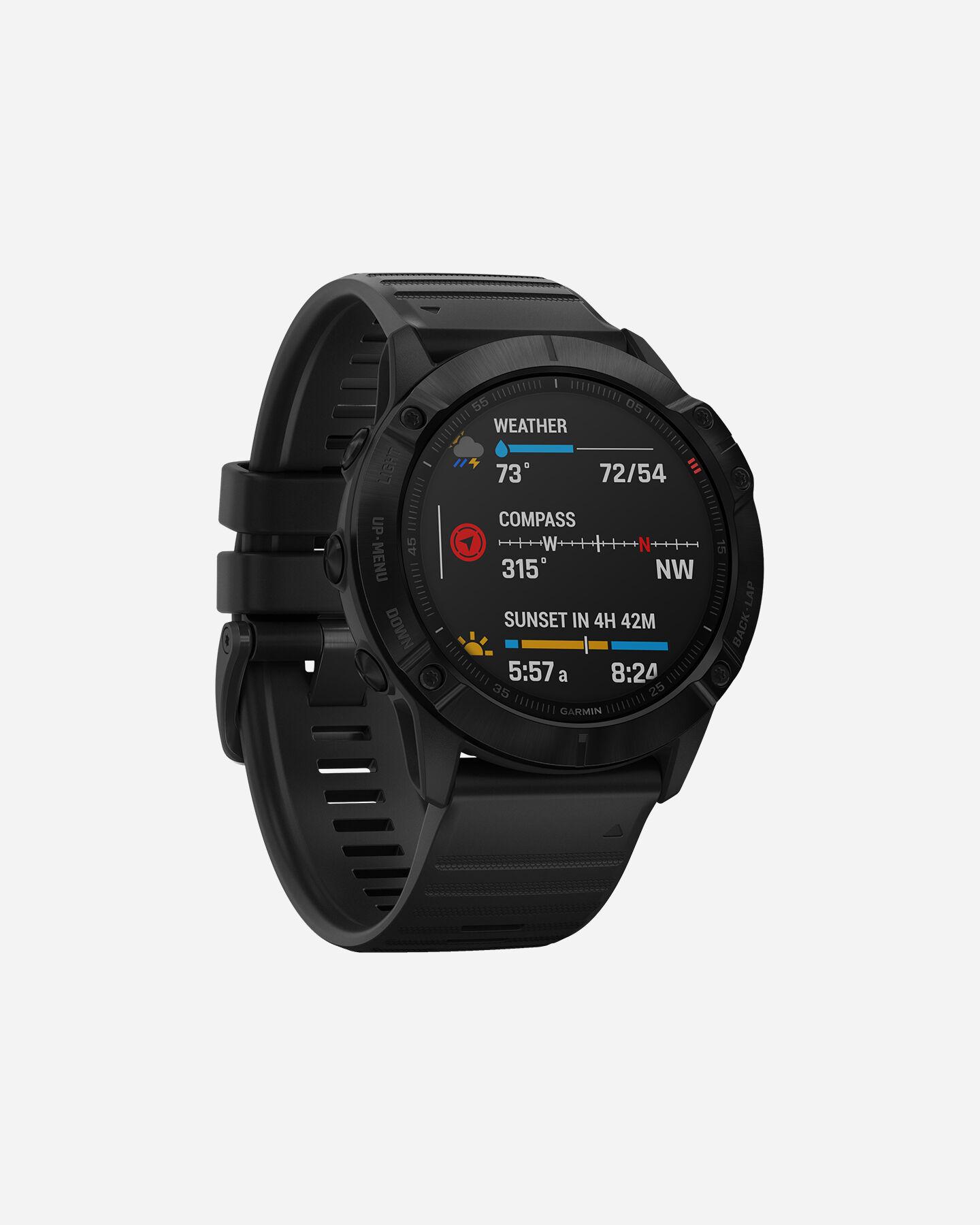 Orologio multifunzione GARMIN FENIX 6X PRO S4076553|01|UNI scatto 3